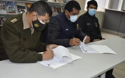 """Acuerdo de cooperación con el centro penitenciario """"Virgen de la Merced"""""""
