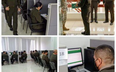 Biblioteca General del Ejército, contribuyó con el proceso de Admisión de los Programas Educativos del Ejército